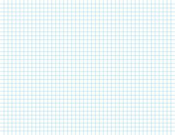 1/4″ Graph Paper