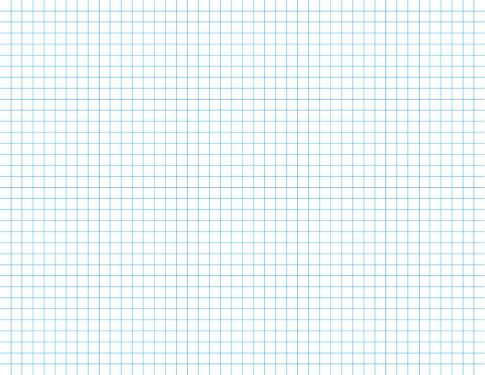 4-inch Graph Paper