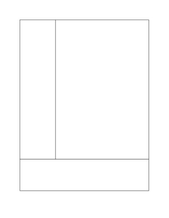 Blank Cornell Notes Page