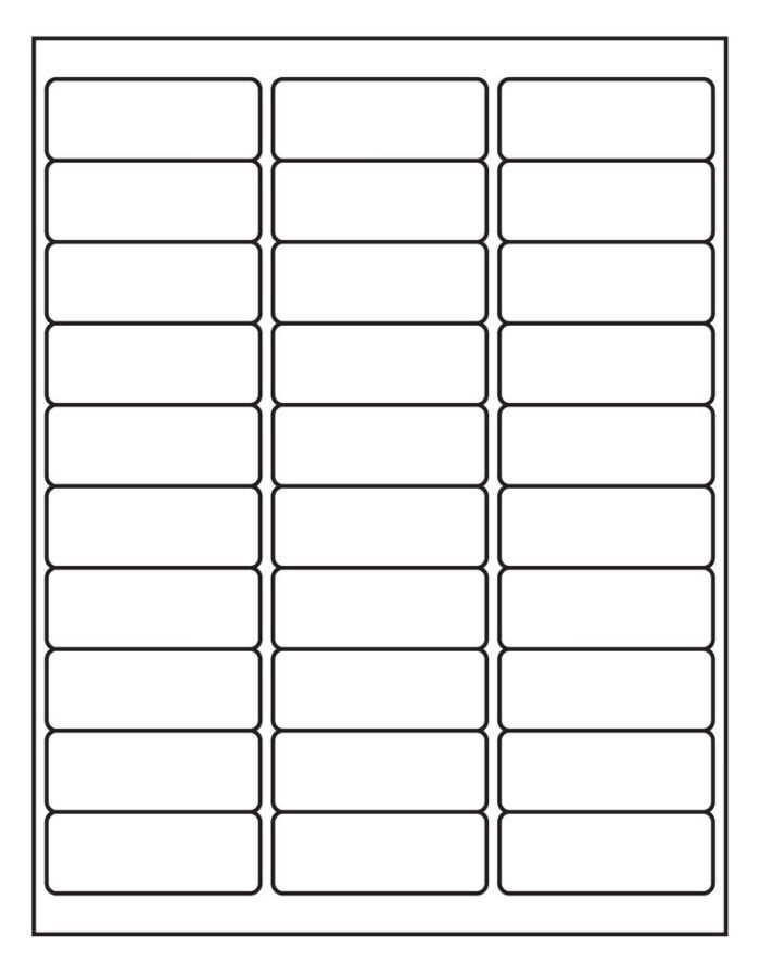 Blank Hanging File Tabs Avery 5567