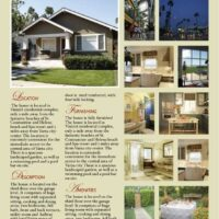 Elegant Real Estate Flyer with 11 Photos