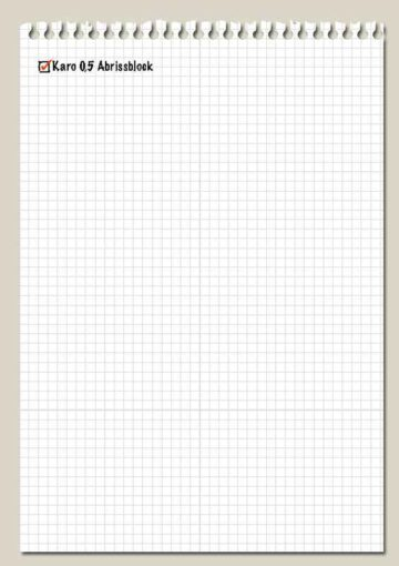 Math Lesson on Graph Paper Brown Background