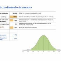 Scientific Sample Size Calculator (Portuguese)